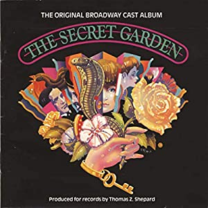 The Secret Garden - Original Broadway Cast Vinyl Record