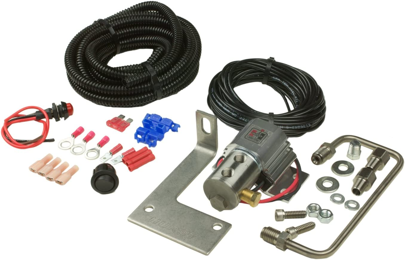 Hurst 567-1518 Roll Control Kit for Chevy Camaro
