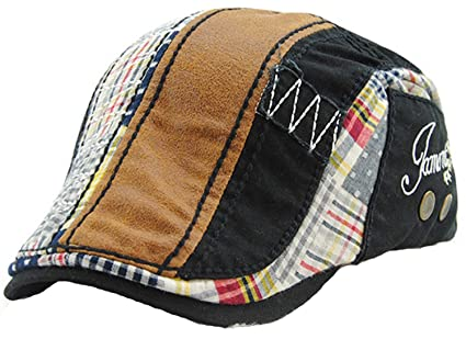 GOTTING Pure Color Men's Cotton Outdoor Sport Baseball Cap Casual Sun Hat black VcOVHyOz