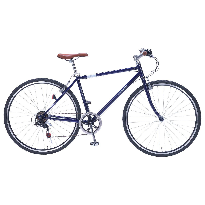 My Pallas(マイパラス) M-604 クロスバイク700C 6段ギア ブルー M604 ブルー B06X9BDTS9