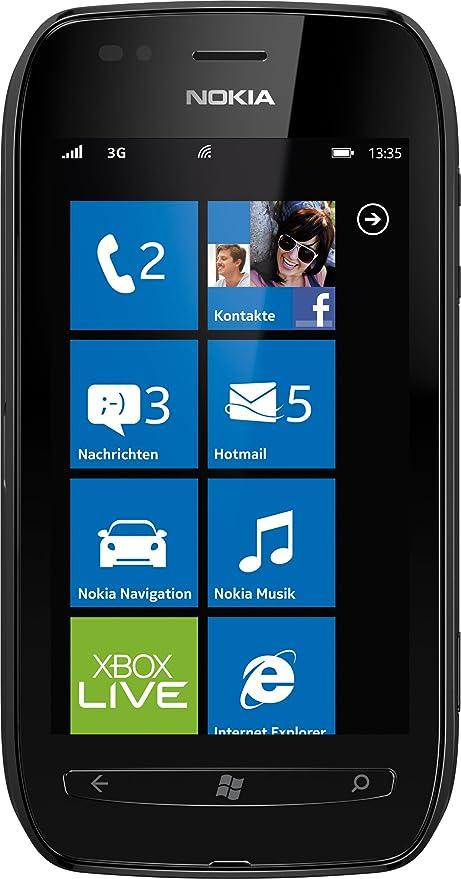 Nokia Lumia 710 - Smartphone Libre (Pantalla táctil de 3,7