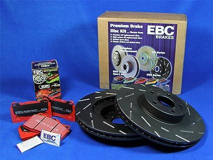 EBC S4KF1081 Stage-4 Signature Brake Kit