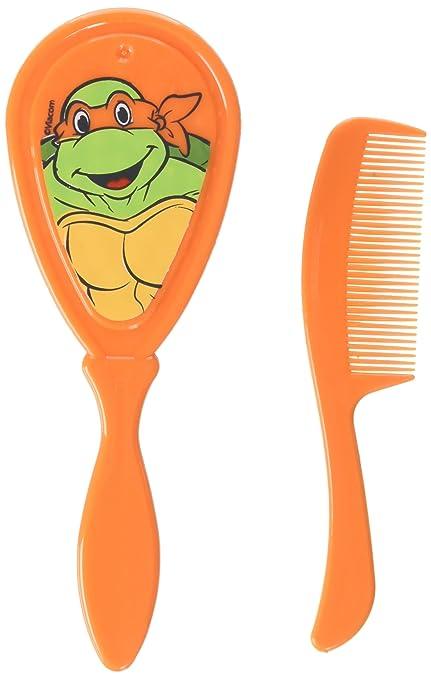 Nickelodeon Ninja Turtles Comb and Brush