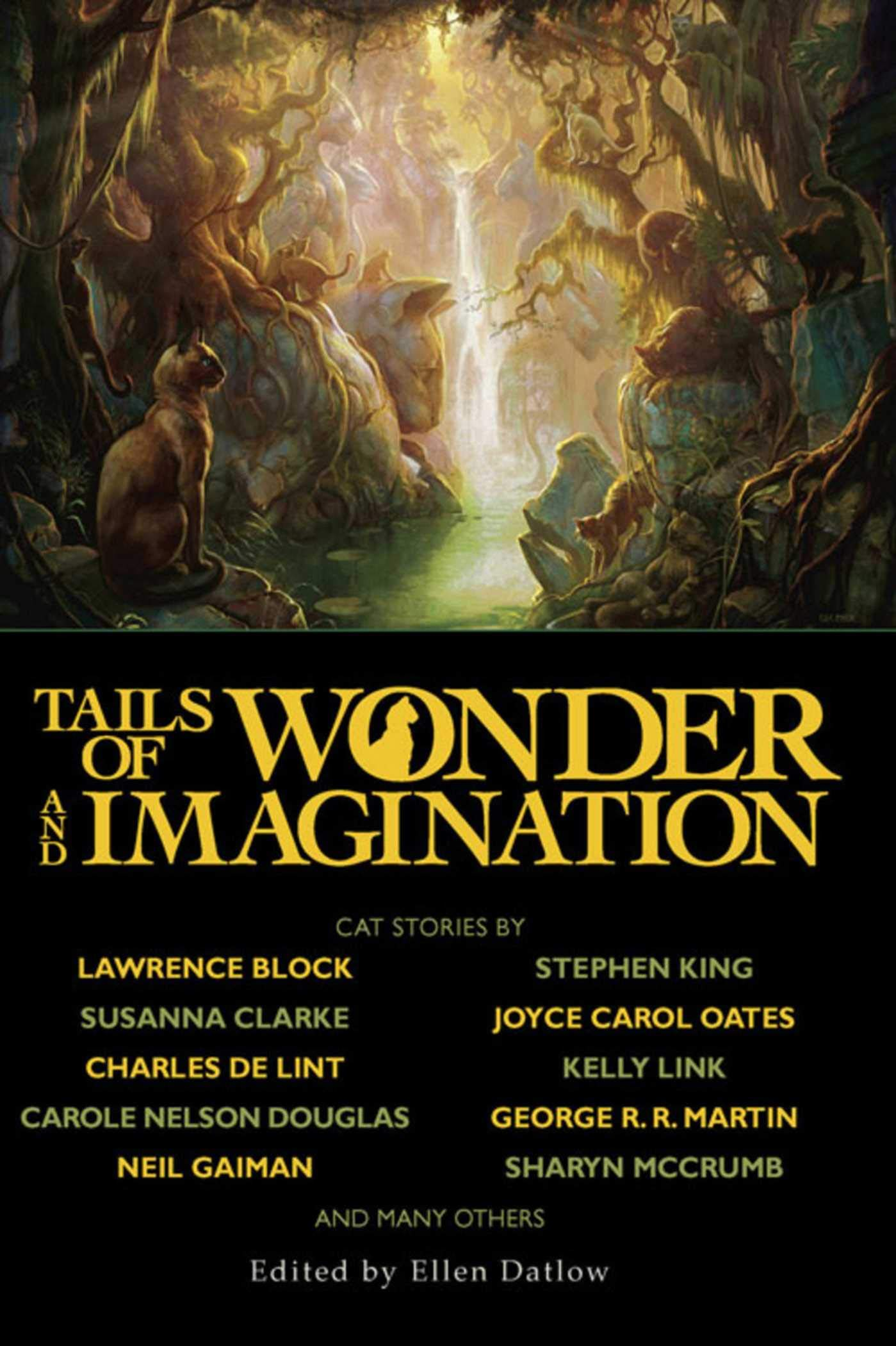 Image result for tails of wonder and imagination book cover