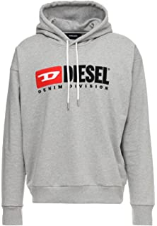 d288a1dd14 Diesel Felpa Bambino 00J3ZP-00YI8 SALBY Nero: Amazon.it: Abbigliamento