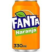 Fanta Naranja Lata - 330 ml