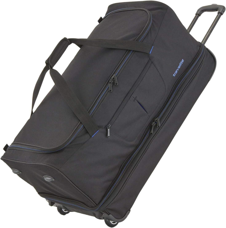 Amazon Com Travelite Basics Trolley Travel Bag On Wheels 55 Cm