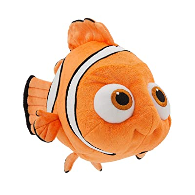 Disney Nemo Plush - Finding Dory - Medium - 15 inch: Toys & Games