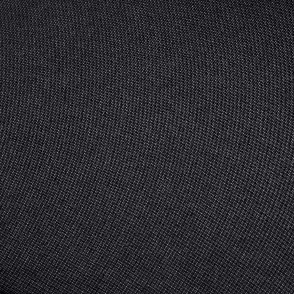Tidyard Divano Moderno a 2 Posti in Tessuto Grigio Scuro,Divano 2 Posti,Divano in Tessuto,Divano per Soggiorno,Divano Soggiorno Moderno 145 x 70 x 75 cm