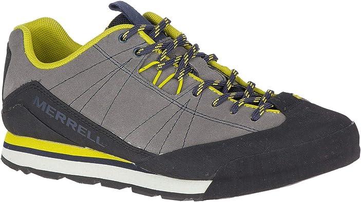 Merrell Catalyst Suede, Zapatillas Deportivas para Mujer: Amazon.es: Zapatos y complementos