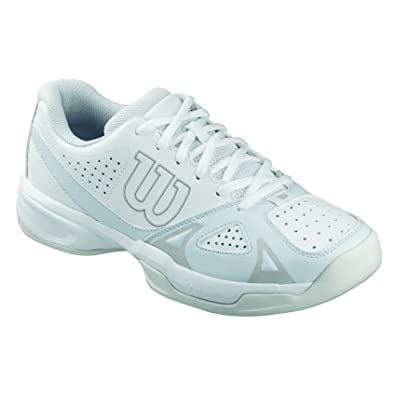 Damen Tennisschuh Wilson Rush Evo, EUR 41 1/3 / UK 7.5 (WILSON)