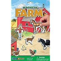 Smethport 7101 Magnetic Farm Set