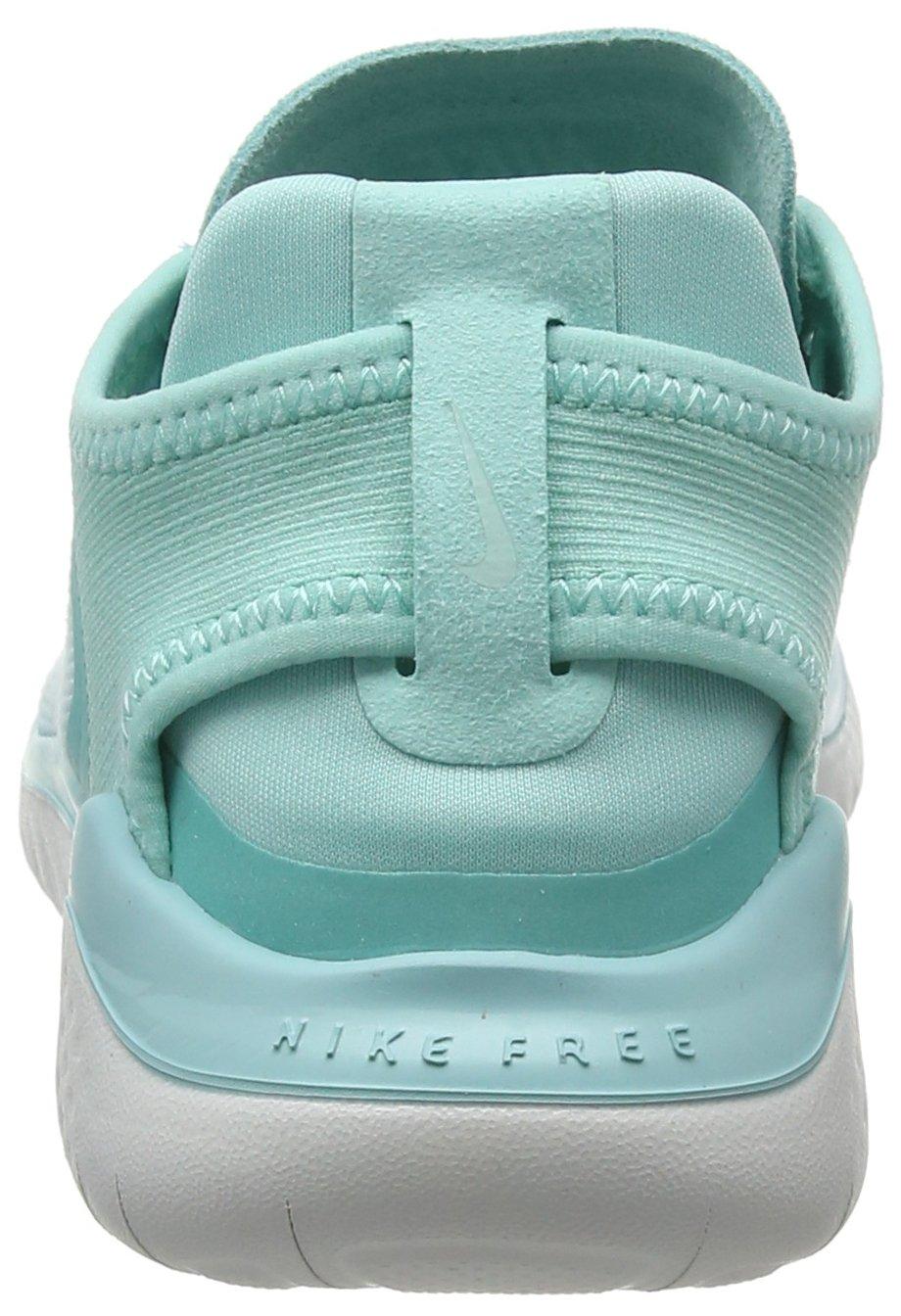 28b27cd037558 Amazon.com  Nike Free Rn 2018 Sun Sz 9 Womens Running Island Green Igloo- Vast Grey Shoes  Nike  Sports   Outdoors
