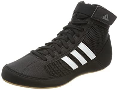 cb7f4179 Amazon.com | adidas Havoc Kids Junior Wrestling Trainer Shoe Boot ...