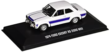 Greenlight Ford Escort RS 2000 Mk1 1974 Rojo 1:43 LUZ Verde Edición Limitada