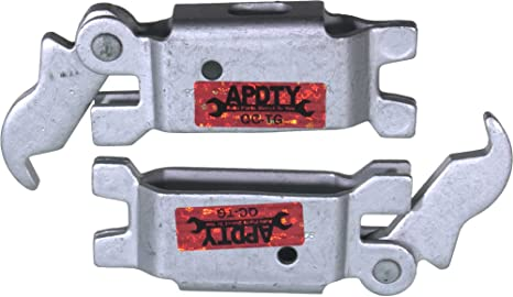 Amazon.com: apdty 035855 parking brake lever toggle kit both rear
