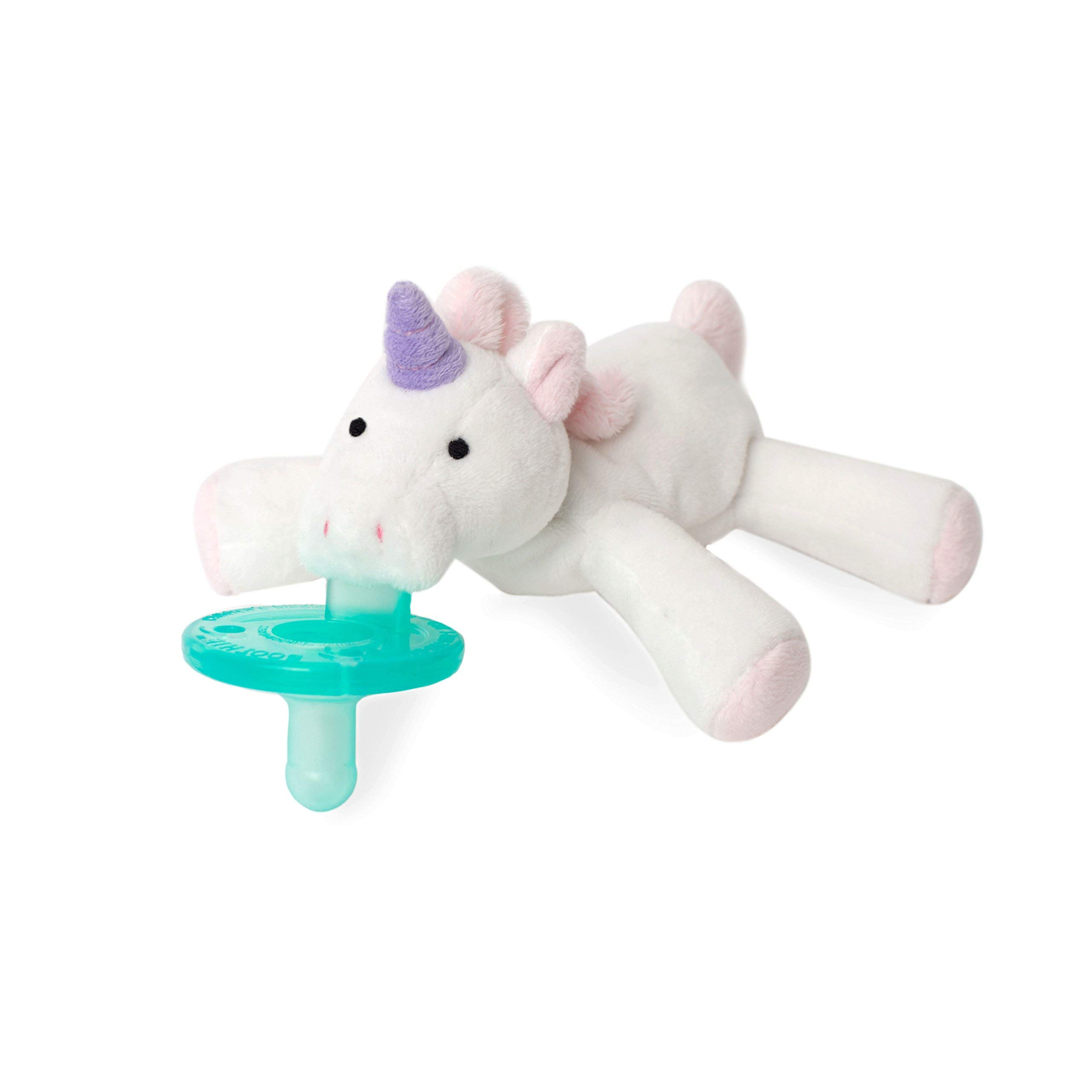 WubbaNub Infant Pacifier - Baby Unicorn