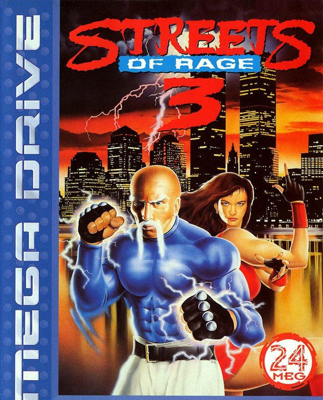 Streets of Rage 3 [Online Game Code]