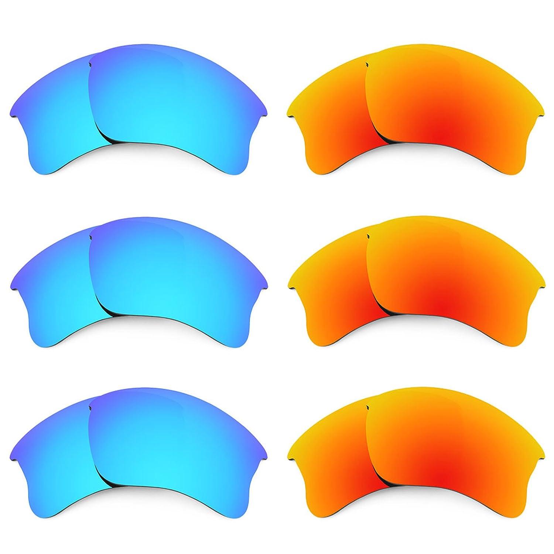 【海外 正規品】 Oakley Flak 偏光6 Flak Jacket XLJ 用Revant交換レンズ 偏光6 ペアコンボパック K029 Oakley B01CGY73ZC, ユーロ物置ショップ イープラン:02d0f42f --- ciadaterra.com