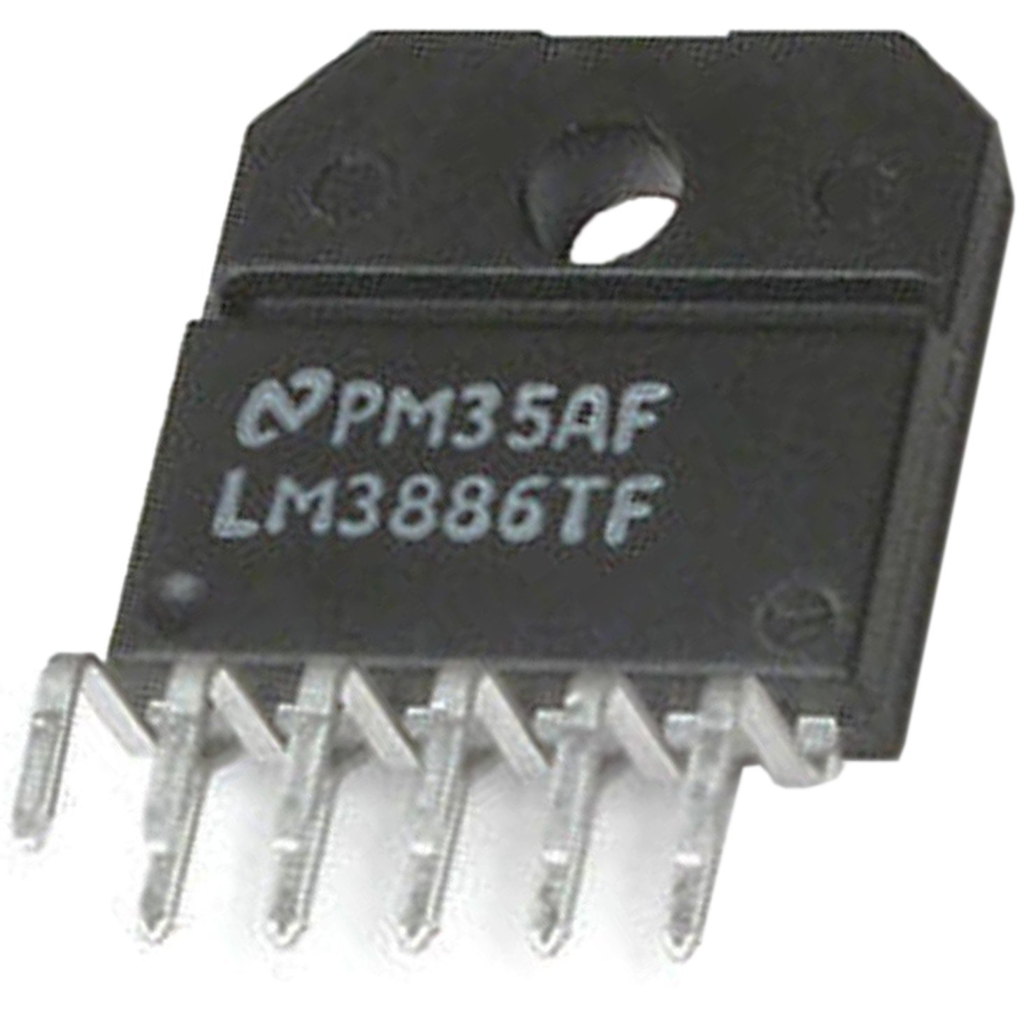 LM3886TF LM3886 TO-220 High-Performance 68W Audio Power Amplifier