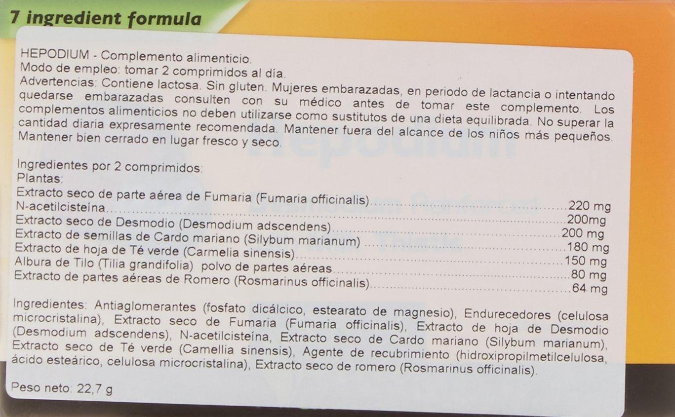 Santé Verte Hepodium - 20 Comprimidos