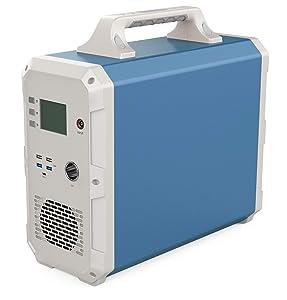 PowerOak PJE1500 1500Wh AC出力1000W