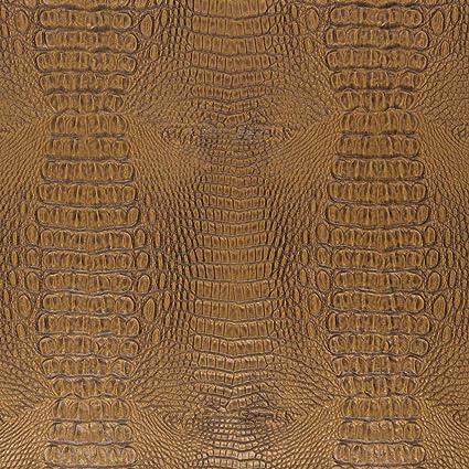 Amazon.com: café y oro piel serpiente textura Vinilo ...