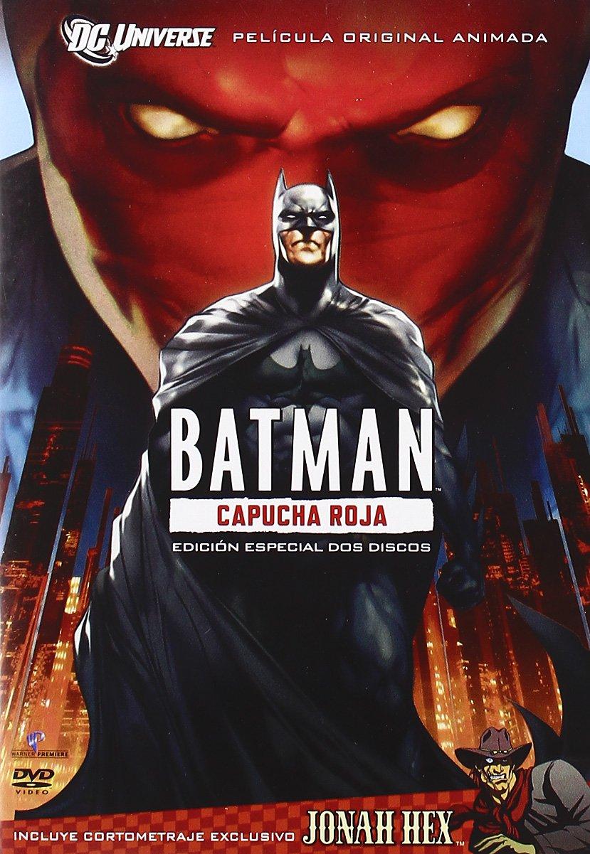 Amazon.com: Batman: Bajo La Capucha Roja (Import Movie) (European Format - Zone 2) (2010) Brandon Vietti: Movies & TV