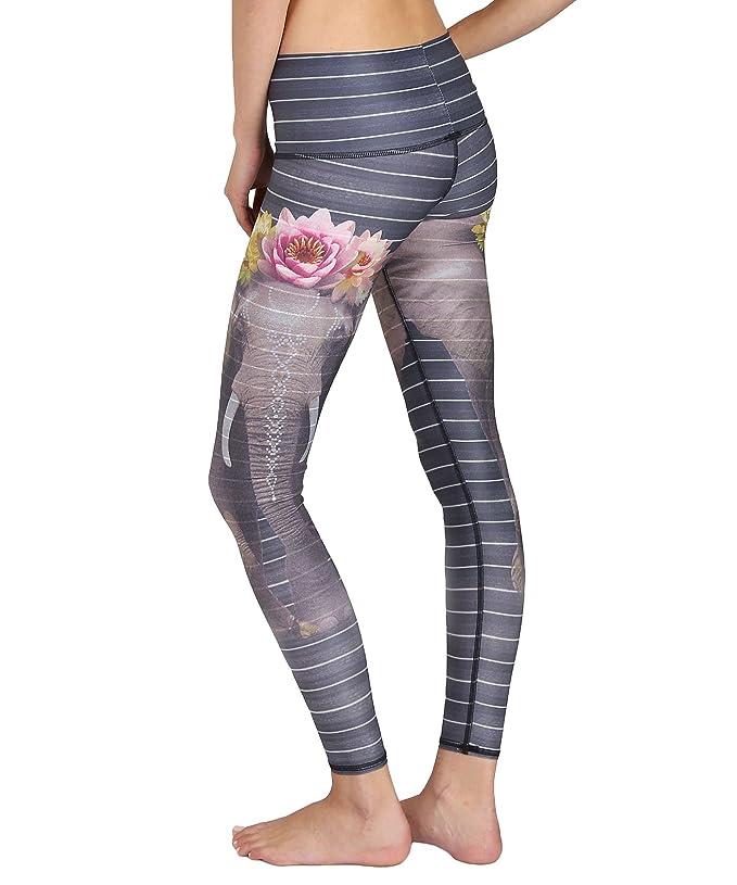 Teeki Femme Yoga Chaud respectueux de l environnement pour Femme (Love  l éléphant) - Multicolore - S  Amazon.fr  Vêtements et accessoires 4867e890b8c