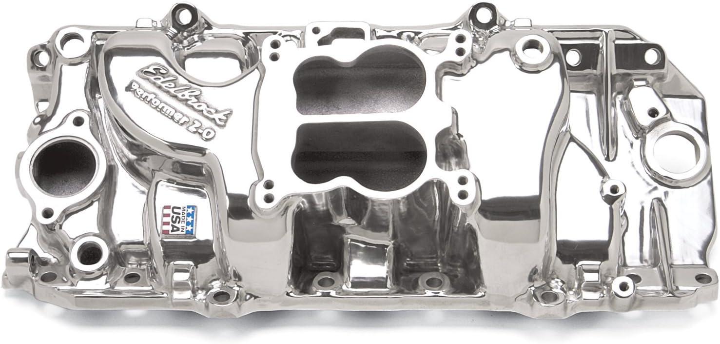 Edelbrock 21611 Performer Aluminum Intake Manifolds