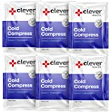 Instant Cold Pack | Disposable Ice Packs - Cold Therapy - for Injuries, Swelling, Inflammation, Muscle Strains, Sprains…