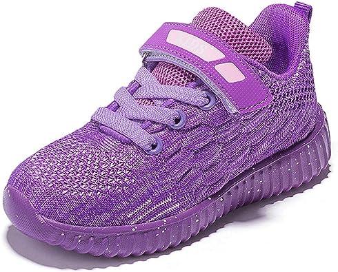 MONTAAS Kids Running Shoes Lightweight
