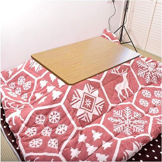 Yevison Kotatsu Table Multifunctional Stove Table Solid Wood Tatami Table Square Futon Table Coffee - a good cheap living room table