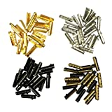 12/24/36/48 PCS Metal Aglets DIY Shoelaces Repair