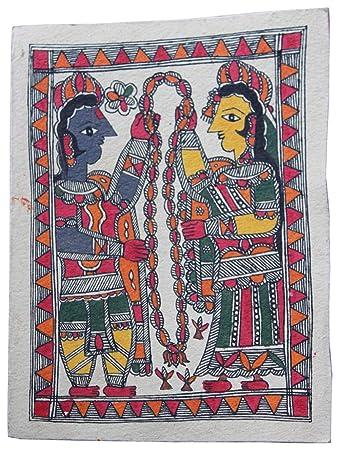 Madhubani Paintings Art Gallery Madhubani Bihar