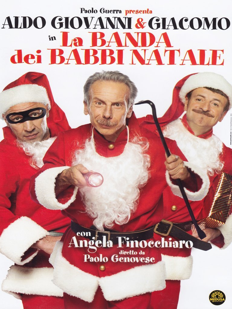 Babbi Natale.Amazon Com La Banda Dei Babbi Natale Italian Edition