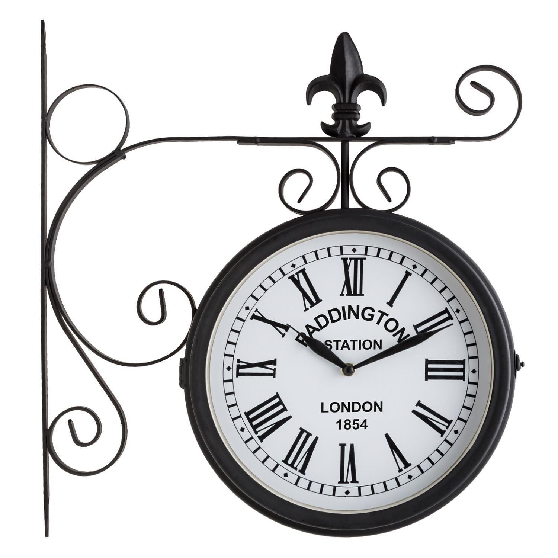 Blumfeldt Paddington Reloj pared vintage diseño estacion de tren ...