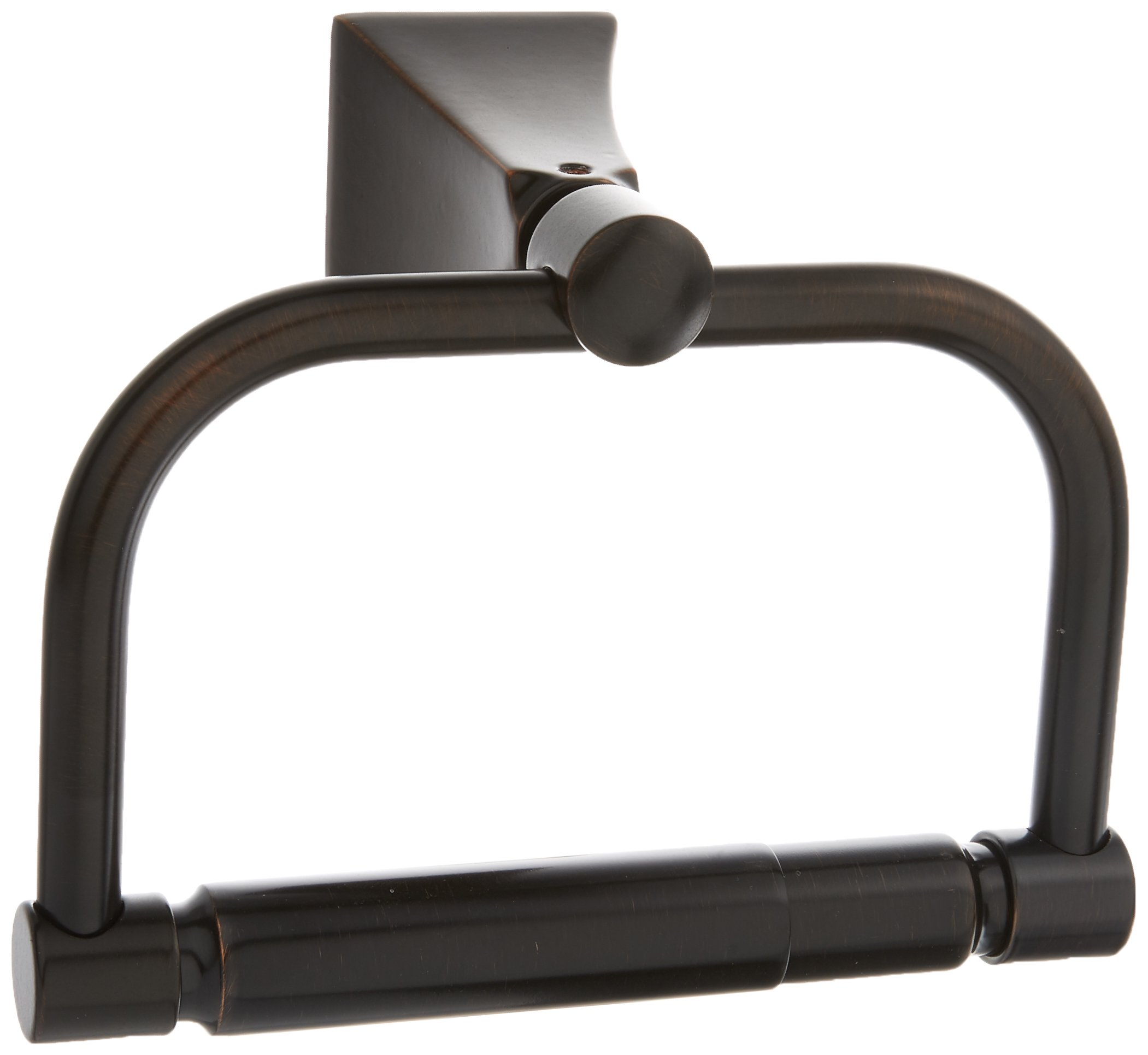 KOHLER K-490-2BZ Memoirs Stately Toilet Tissue Holder, Oil-Rubbed Bronze