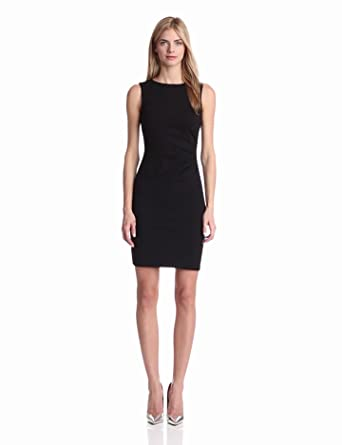 Kenneth Cole New York Women's Hilary Dress, Black, 0
