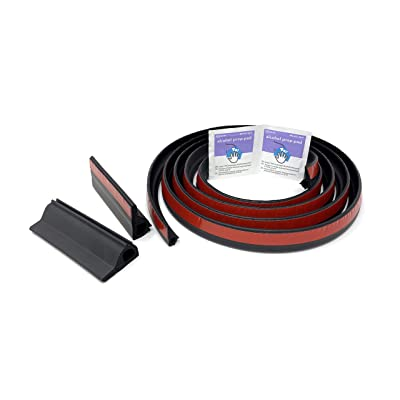 ESI Ultimate Tailgate Seal with Taper Seal fits Ford Ranger 2020 and Newer: Automotive