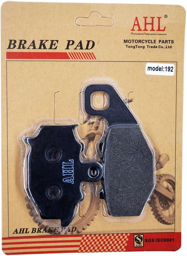 636cc 2002-2005 arri/ère FA192 AHL Moto plaquettes de frein fritt/ée et m/étallique pour KAWASAKI ZX6R ZX636 A1P//B1//B2//C1
