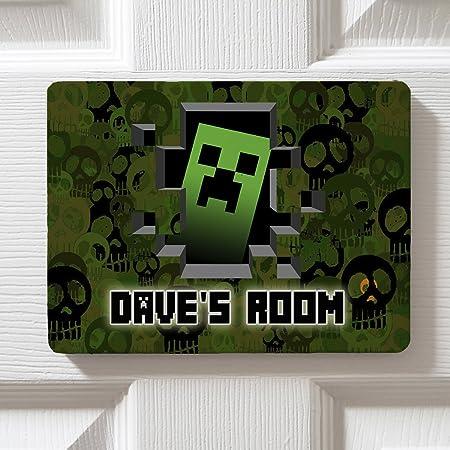 Personnalisé Porte Plaque//Votre propre Nom//Enfants/'S Chambre à coucher