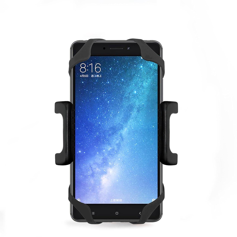NEVEQ Soporte para Smartphone para Bicicletas y Motocicletas ...