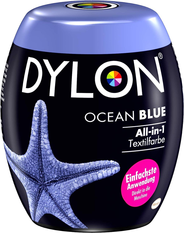 Tinte de DYLON. Ocean Blue, pack de una unidad de 350 g: Amazon.es: Salud y cuidado personal