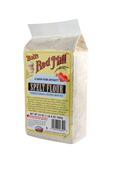 Bobs Red Mill Spelt Harina: Amazon.com: Grocery & Gourmet Food