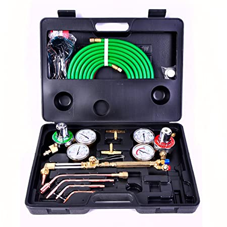 Review Gas Welding Cutting Kit