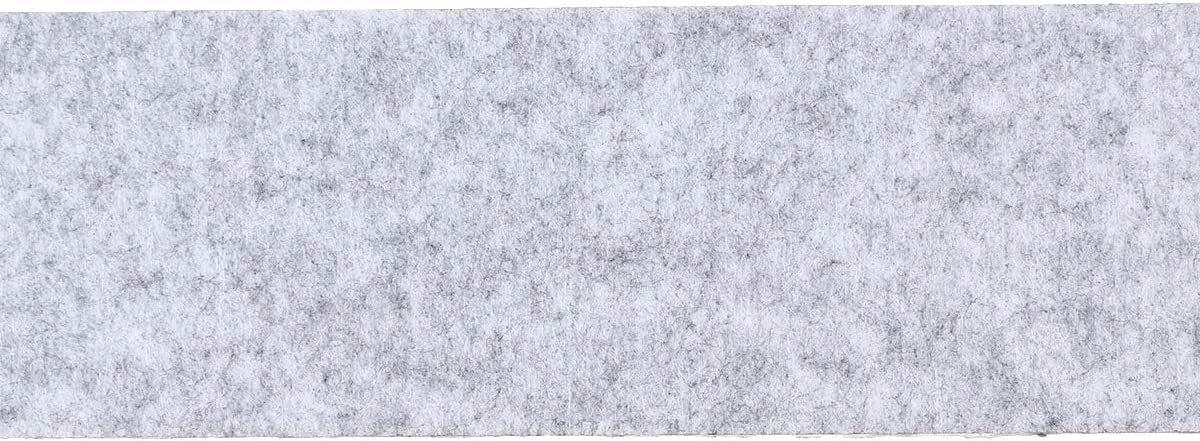 / Clispeed Rubans de Feutre rectangulaires Rubans de Feutre antid/érapant Coupe de Bandes de Feutre pour Pieds de Meubles Protection de Sol de feuillus /100/x 10/cm Gris Clair