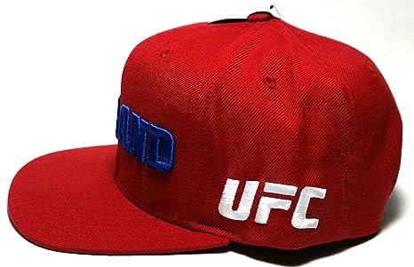 Reebok MMA, UFC, Rojo, Azul y Blanco Inglaterra País Orgullo Plana ...