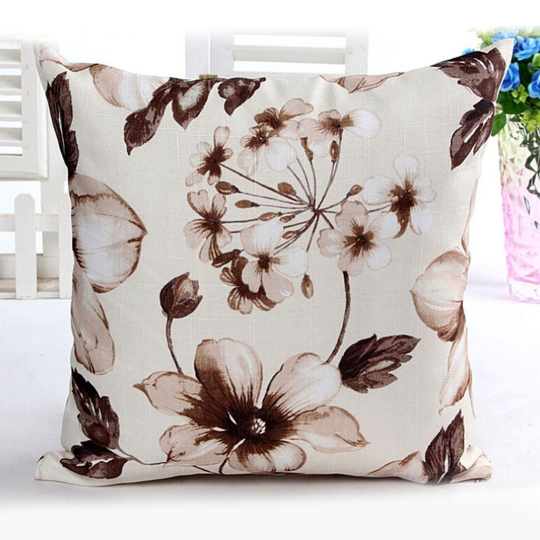 Diseño de flores de Debra Valencia Transer sofá cama Home ...