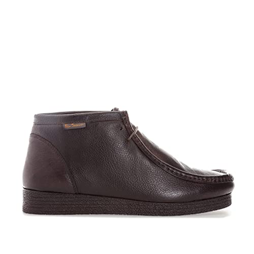 Ben ShermanQuartz High - Botas Mocasines Hombre, Color marrón, Talla 46: Amazon.es: Zapatos y complementos